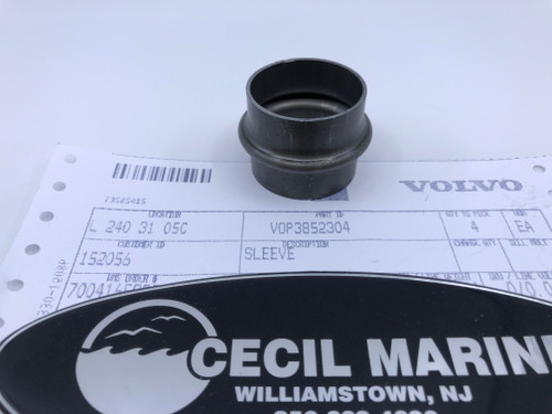 $24.95* GENUINE VOLVO SLEEVE 3852304 *In Stock & Ready To Ship!
