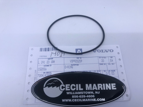 $7.95* GENUINE VOLVO BEARING CARRIER O-RING 925259  **In stock & ready to ship!
