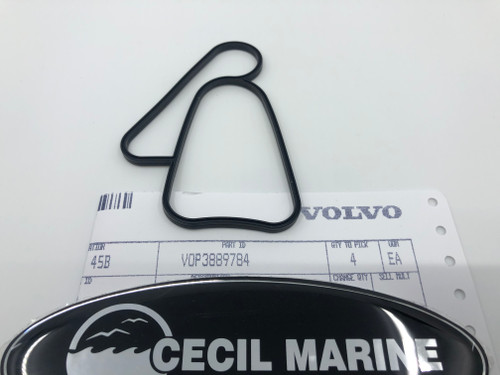 $3.95 GENUINE VOLVO GASKET 3889784  ** IN STOCK & READY TO SHIP! **