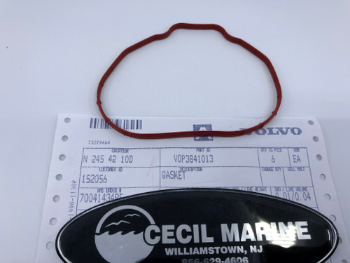 $9.95 GENUINE VOLVO Y-PIPE GASKET 3841013 *In Stock & Ready To Ship!