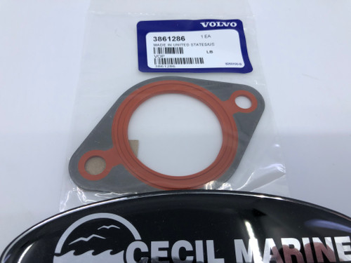 $24.95* GENUINE VOLVO  GASKET 3861286  *Special order 5 to 7 day delivery