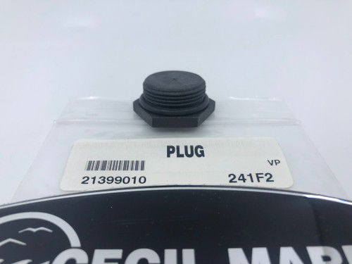 $5.95* GENUINE VOLVO  PLUG WITH O-RING 21399010 *In Stock & Ready To Ship!