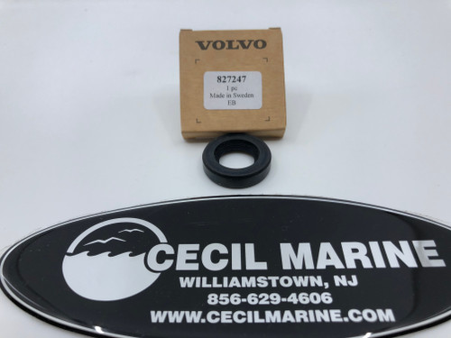 $13.95* GENUINE VOLVO  SEAL 827247  *In Stock & Ready To Ship!