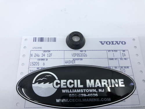 $28.95* GENUINE VOLVO WASHER 853026 *In Stock & Ready To Ship!