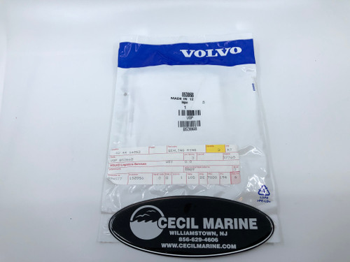 $21.95* GENUINE VOLVO SEALING RING 853807 *Special order 10 to 14 day delivery