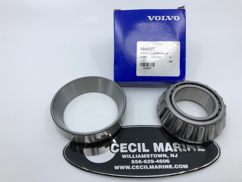 $43.95* GENUINE VOLVO  ROLLER BEARING 994697 *Special order 10 to 14 for delivery