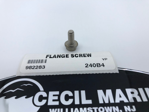 $1.95* GENUINE VOLVO  FLANGE SCREW 982283 *In Stock & Ready To Ship!