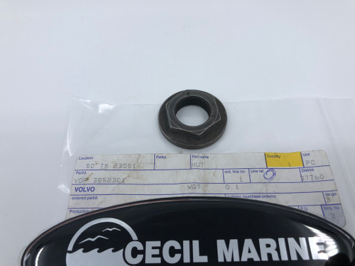 $12.95* GENUINE VOLVO NUT 3852301 *In Stock & Ready To Ship!