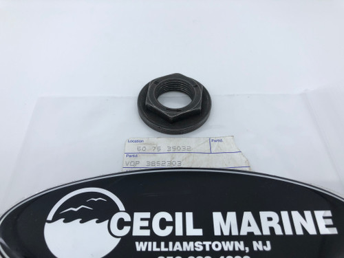 $12.95* GENUINE VOLVO NUT 3852303 *In Stock & Ready To Ship!