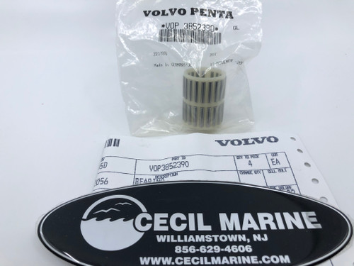 $12.95* GENUINE VOLVO BEARING 3852390 *In Stock & Ready To Ship!