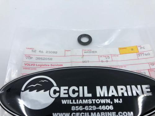 $3.95* GENUINE VOLVO  WASHER 3852058 *In Stock & Ready To Ship!