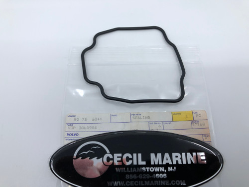 $4.95* GENUINE VOLVO SEAL 3860984 *In Stock & Ready To Ship!