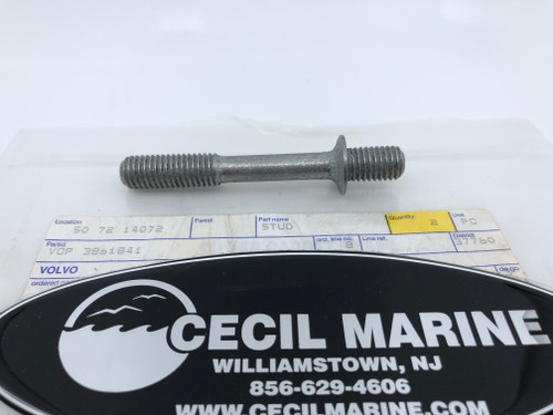 $10.95* GENUINE VOLVO STUD 3861840 *In Stock & Ready To Ship!