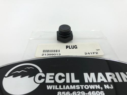 $3.95* GENUINE VOLVO  PLUG WITH O-RING 21399013 *In Stock & Ready To Ship!