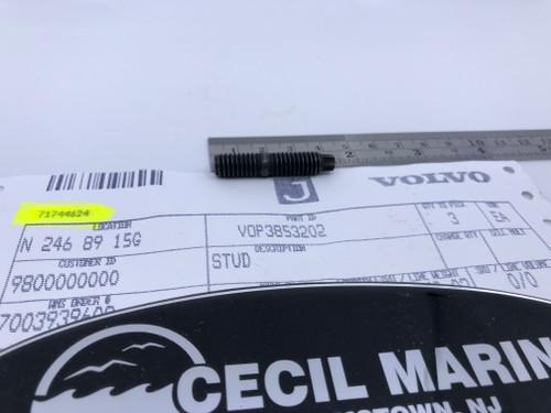 $14.95* GENUINE VOLVO ENUINE VOLVO STUD 3853202 *In Stock & Ready To Ship!