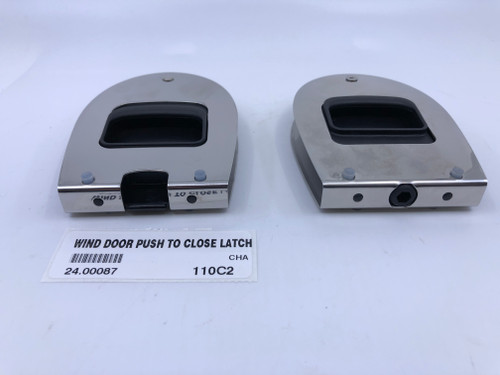 WIND DOOR PUSH TO CLOSE LATCH 24.00087 *In Stock & Ready To Ship!