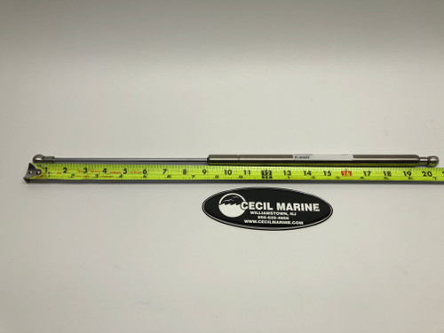 """SHOCK - 80 LBS - 20 1/4"""" LONG - WITH 10mm ENDS  40.00037  *In Stock & Ready To Ship!"""