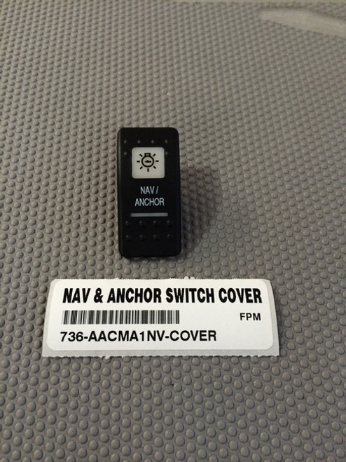 NAVIGATION LIGHT SWITCH COVER *IN STOCK READY TO SHIP**