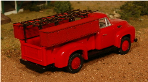 HO-SCALE UTILITY TRUCK BED