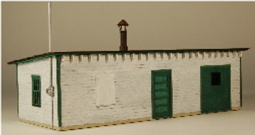 HO-SCALE TOOL HOUSE