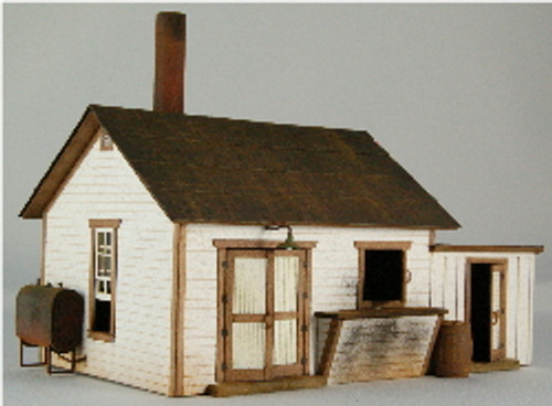 HO-SCALE PUMP HOUSE-1