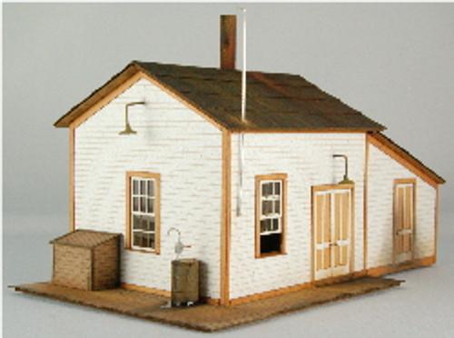 HO-SCALE PUMP HOUSE-2