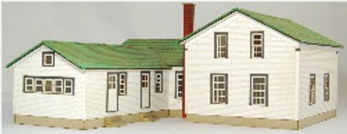 HO-SCALE ELFERING FARM HOUSE