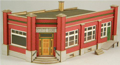 HO-SCALE STATE BANK