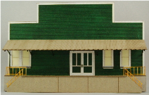 19014 - HO-SCALE PRODUCE PACKING FLAT-B