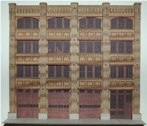 19026 - HO-SCALE LINDSAY BROS. - SIDE BACKDROP