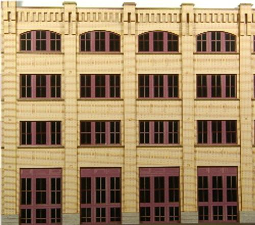 190261 - HO-SCALE LINDSAY BROS. SIDE-A BACKDROP NPR