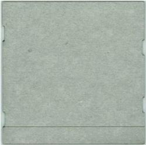 HO-SCALE: FACE (BLANK-BLANK) CONCRETE 4-PACK