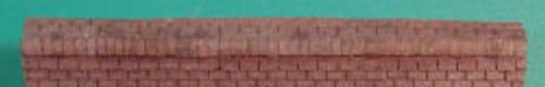 HO-SCALE RIDGE CAP 3-TAB (BLACK)