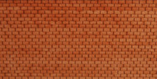 HO-SCALE ROOF SHINGLES 3-TAB (BROWN)