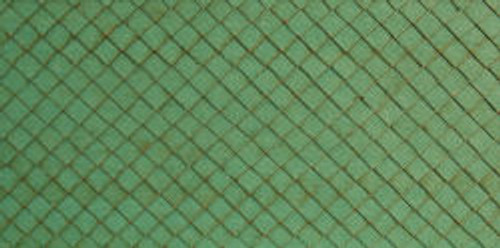 HO-SCALE ROOF SHINGLES DIAMOND (GREEN)