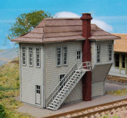 N-SCALE TOWER B-12