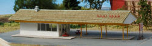 N-SCALE LOU'S DRIVE-IN
