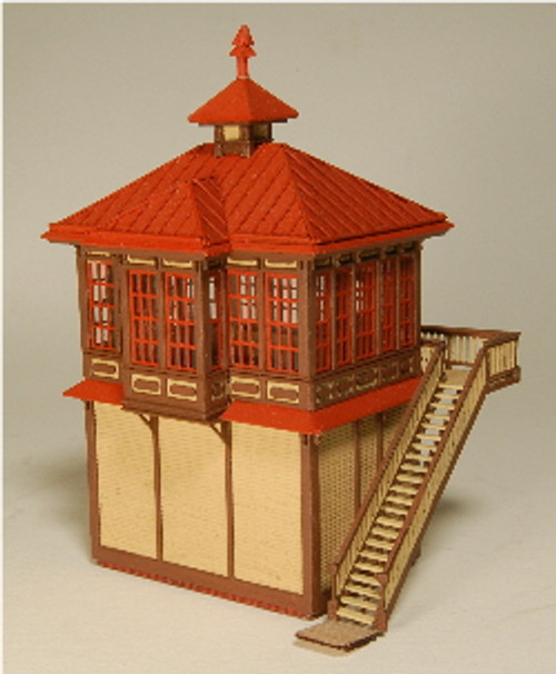 N-SCALE J TOWER