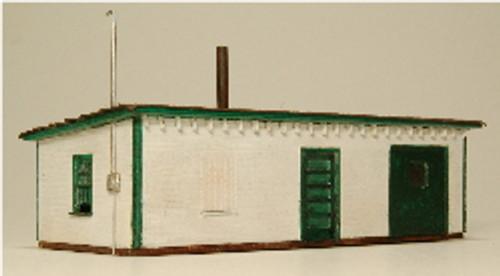 N-SCALE TOOL HOUSE