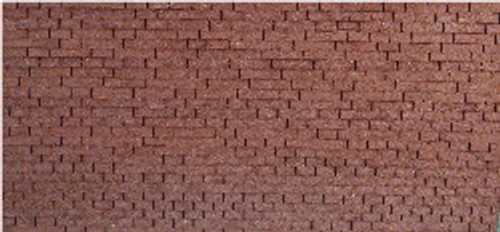 N-SCALE ROOF SHINGLES 3-TAB (BLACK)