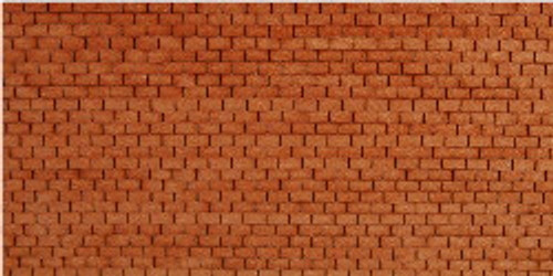 N-SCALE ROOF SHINGLES 3-TAB (BROWN)