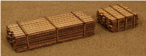 N-SCALE LUMBER LOAD 2-PK 013311