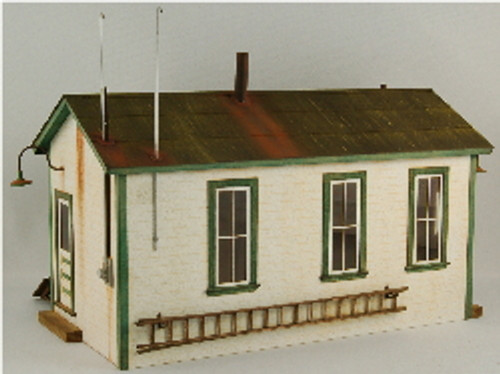 O-SCALE TEAM YARD OFFICE