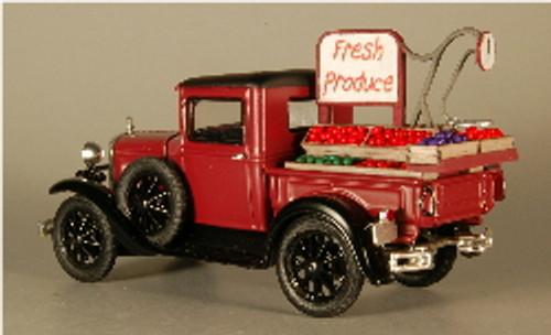 322321 - O-SCALE TRUCK BED (PRODUCE)