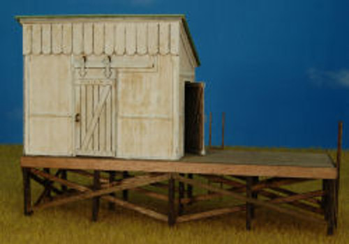 S-SCALE MILK STATION