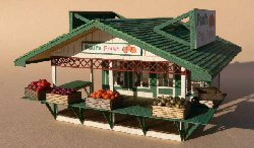 S-SCALE COUNTRY MARKET