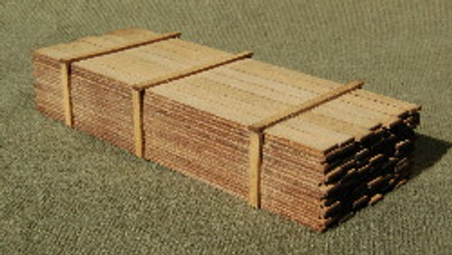 S-SCALE LUMBER LOAD 1-18'