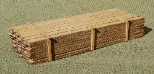 S-SCALE LUMBER LOAD 1-20'