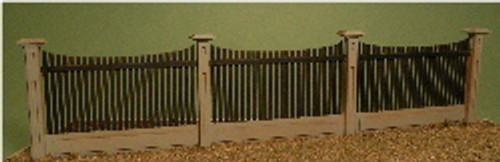1:35 SCALE FENCE #2