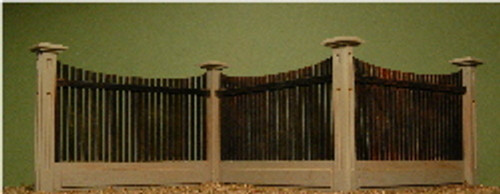 1:35 SCALE FENCE #3